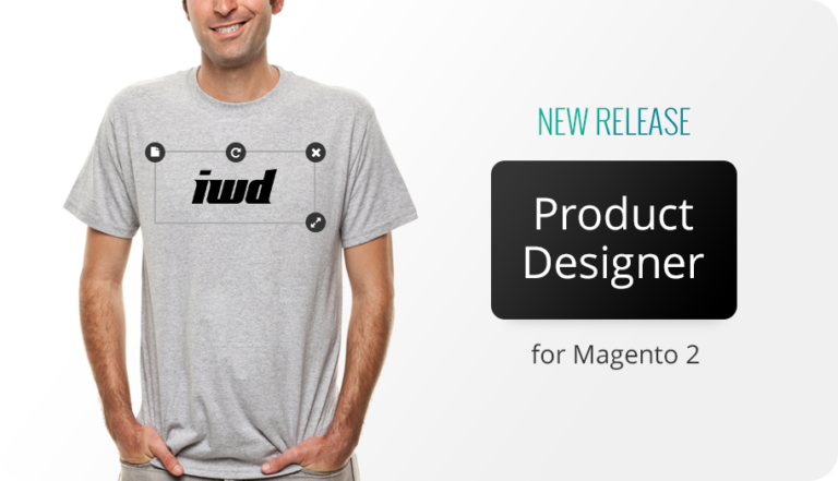 Product Designer for Magento 2. Available Now from IWD Agency.