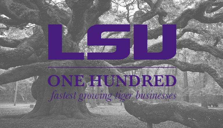 LSU 100, 6th time in a row!