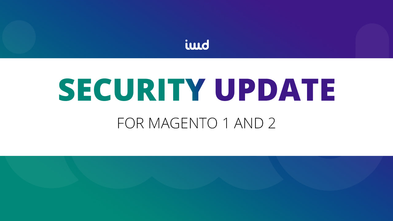 Magento Security Release - SUPEE-11086 and 2.3.1, 2.2.8, 2.1.17
