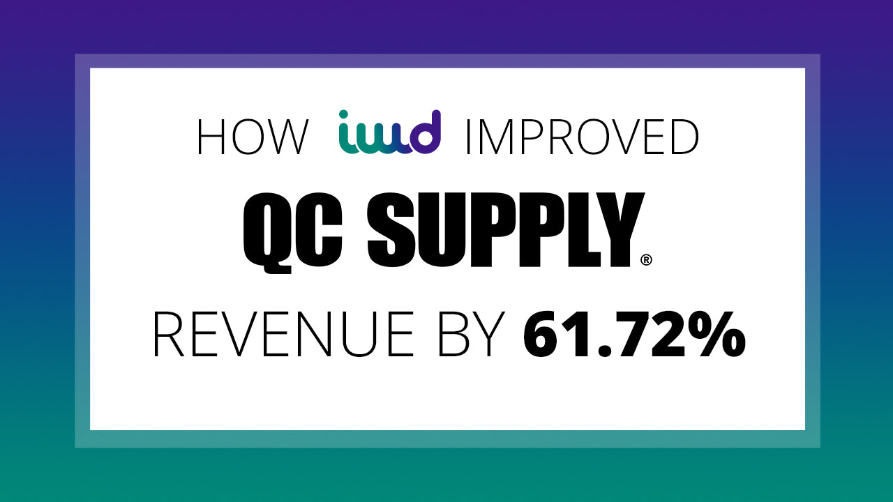 How IWD Increased QC Supply's Revenue by 61.72%