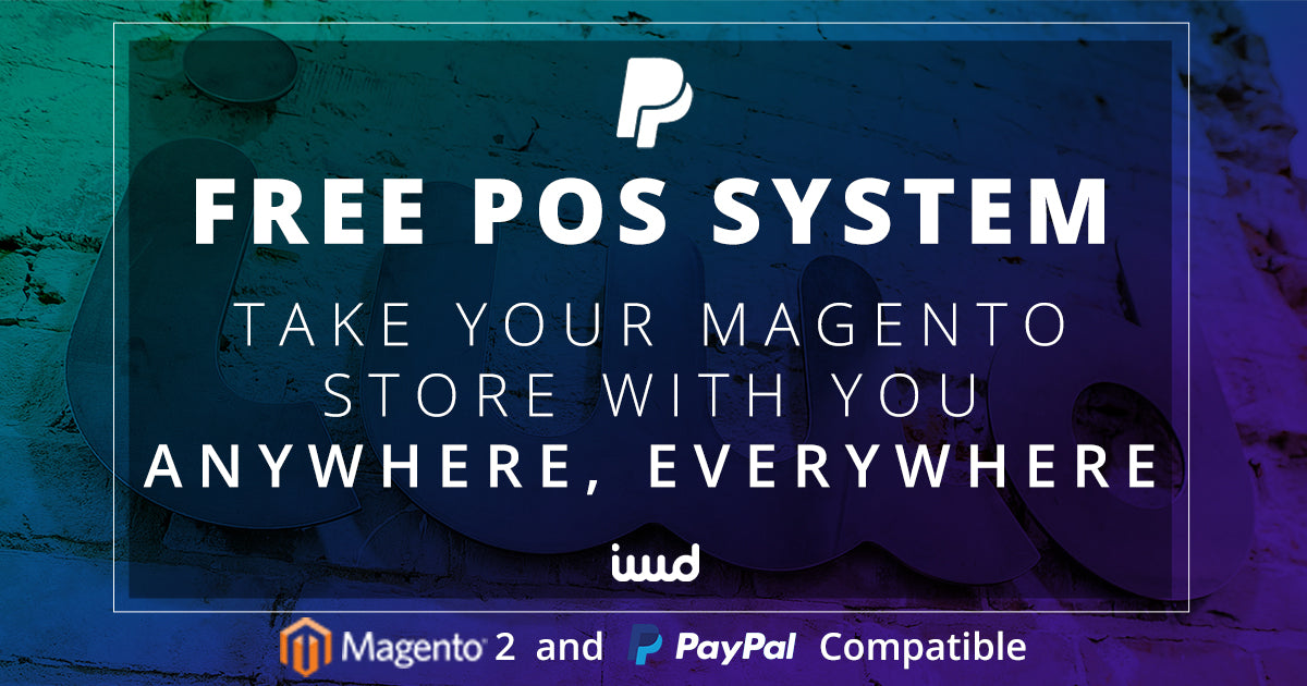 Free PayPal POS System