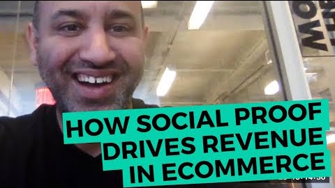 How social proof drives revenue in eCommerce