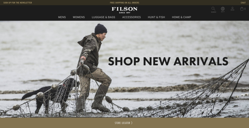 Filson Home Page
