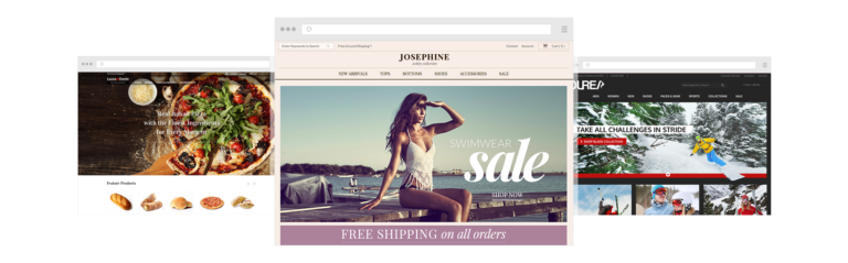6 New Free Responsive Magento Themes