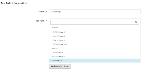 Magento Beginner Tutorial How to Make Customer Groups Tax Exempt
