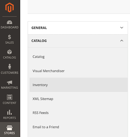 Magento How to Manage Inventory