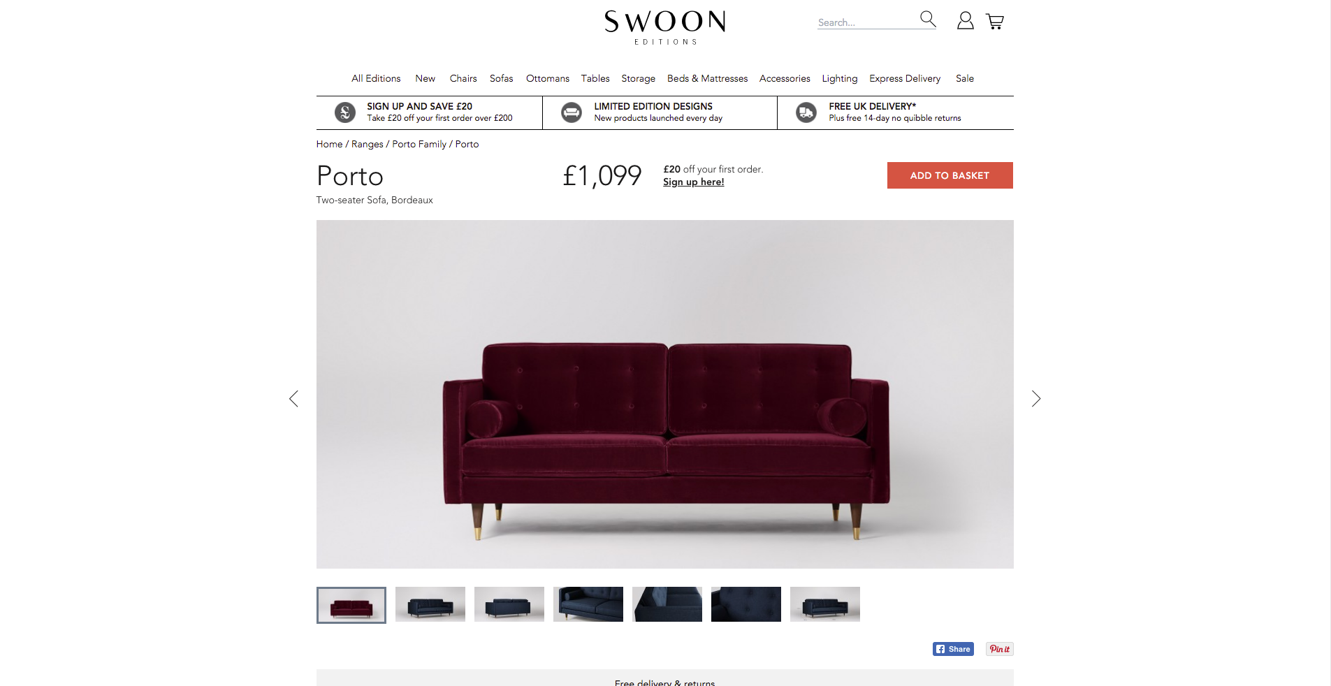 Swoon Editions Product Page