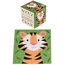 Teddy The Tiger Puzzle