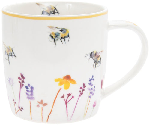Busy Bee Fine China Mug