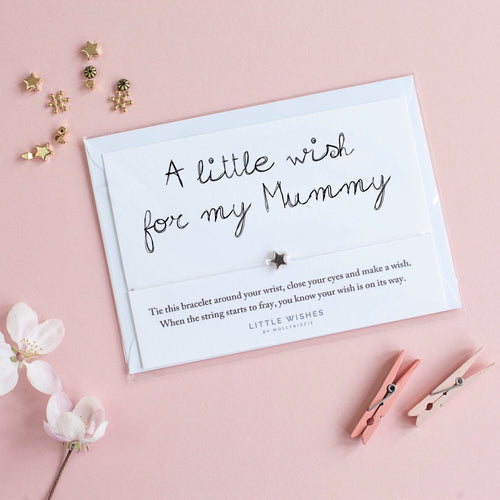 Little Wishes-A little wish for my mummy