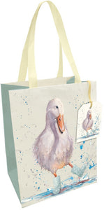 Deidre Duck Gift Bag by Bree Merryn-Large