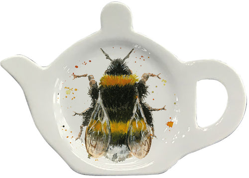 Bee Happy Tea Bag Tidy