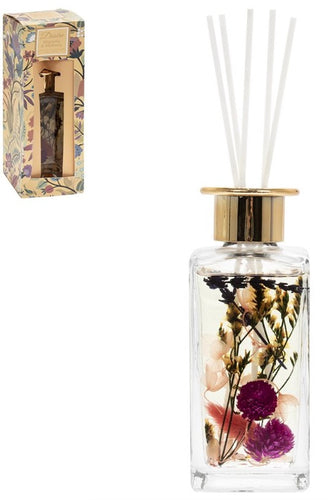 Magnolia and Mulberry Desire Glass Reed Diffuser