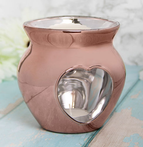 Rose Gold Wax Warmer