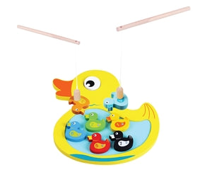 Magnetic Duck Game