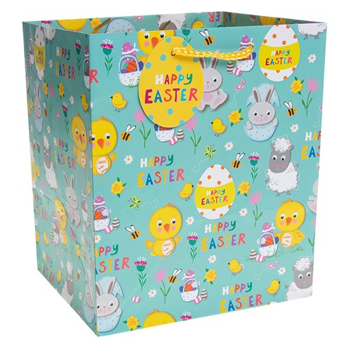 Happy Easter Icons Medium Gift Bag