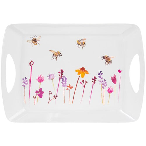 Busy Bees Serving Tray Large