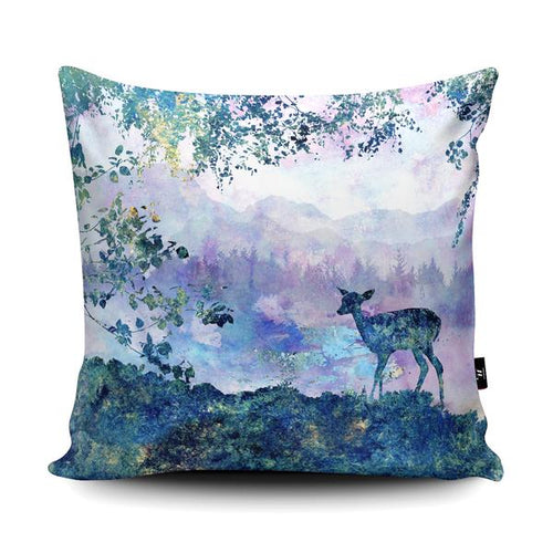 Wilderness Cushion 45cm by Phill Taff