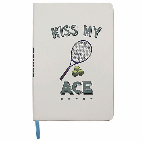 Cheeky Sport Notebook Tennis A5