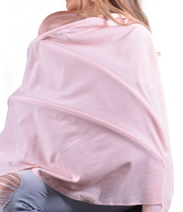 Infineni Nursing Cover in Hibiscus Blush