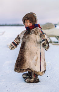 NEW: Nenets child cards