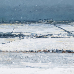 NEW: Snowfields cards by Kurt Jackson