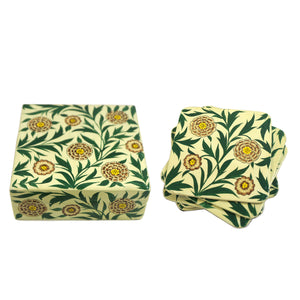 Indian hand-painted coasters - Chala