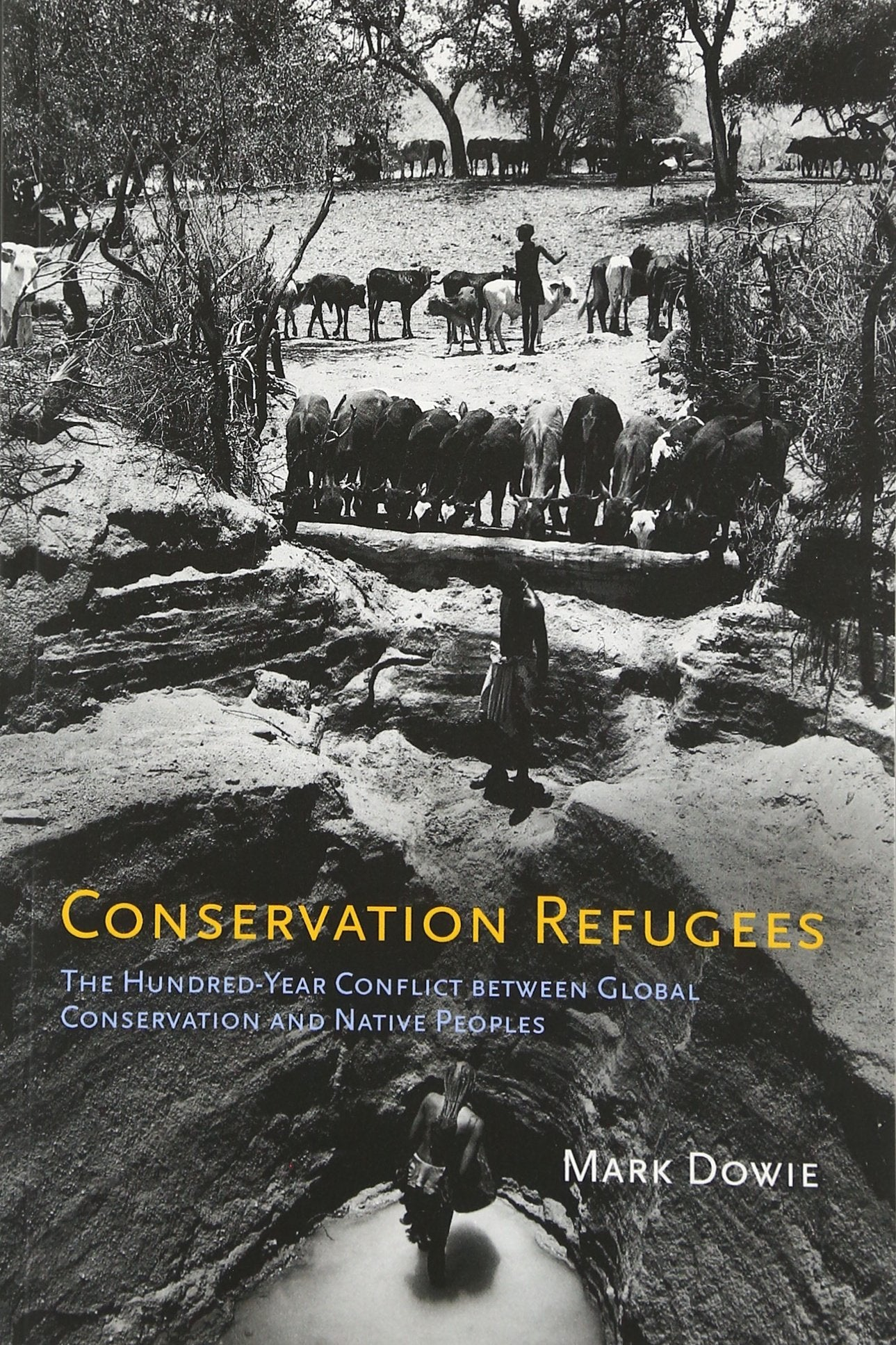 Conservation Refugees book