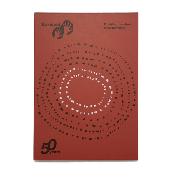 50th Anniversary notepad