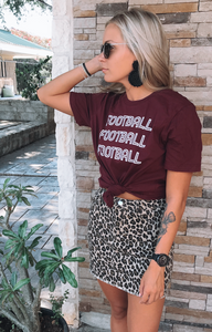 Game Day Football Tshirt