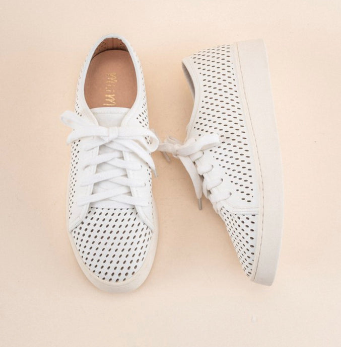 Milo Perforated Sneaker