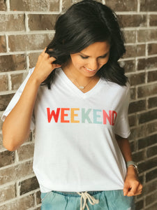 Weekend Tshirt