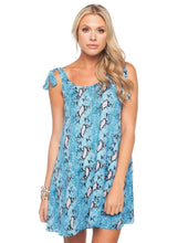 Load image into Gallery viewer, [Buddy Love] Kerr Cobalt Dress