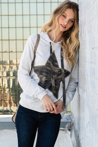 Star Of The Show Camo Hoodie