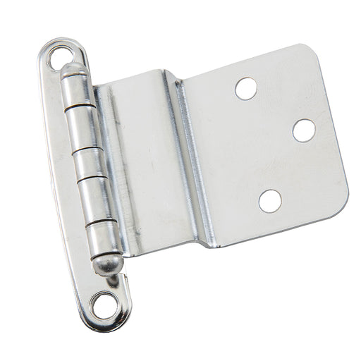 2 Pack of 2-1//4 x 1-1//2 Inch 304 Stainless Steel Short Side Hinges for Boats