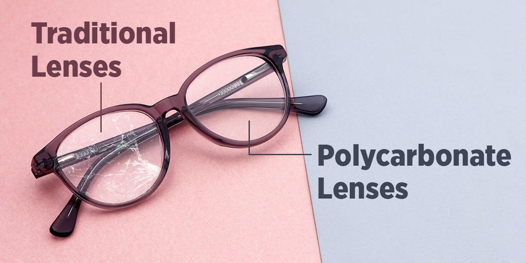 Polycarbonate vs Glass Lenses