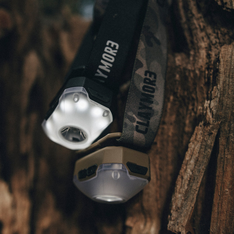 [HEADY2] Rechargeable Headlamp