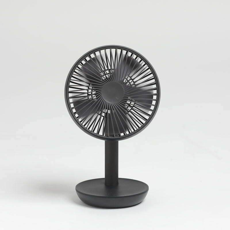 [N9-FAN STAND2] Rechargeable Desktop Circulator Fan