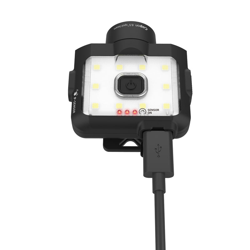 [CAPON 120D] Rechargeable Cap Light