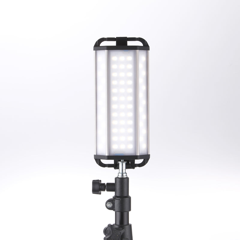 [3 FACE+] Rechargeable Area Light