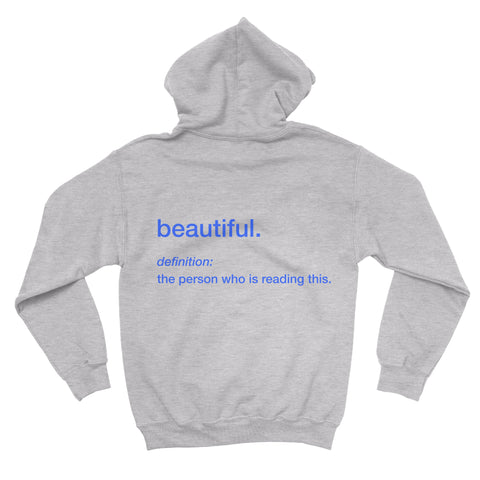 BEAUTIFUL Definition Hoodie