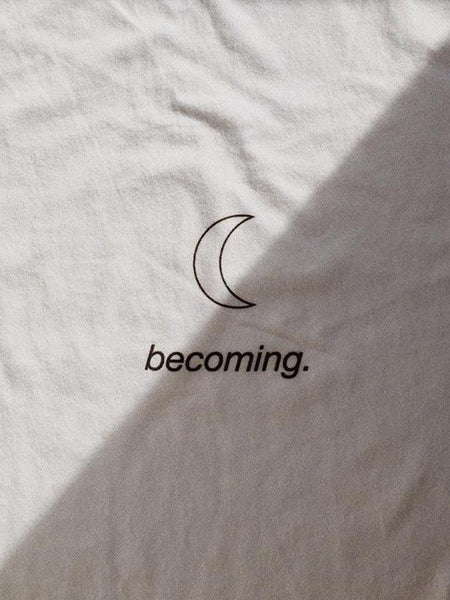 becoming. T-Shirt - YDWYA – You Decide Who You Are
