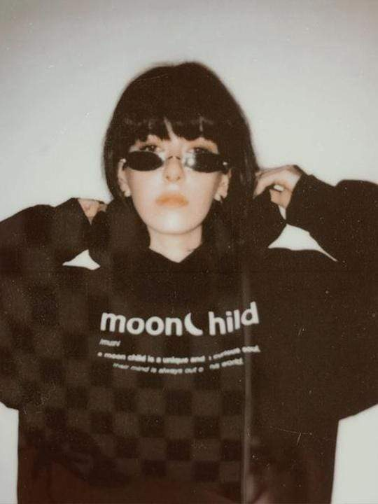 MOONCHILD Hoodie - You Decide Who You Are