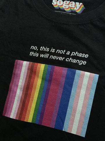 not a phase T-Shirt - YDWYA – You Decide Who You Are