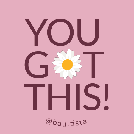 Compliment Stickers - BAU.TISTA