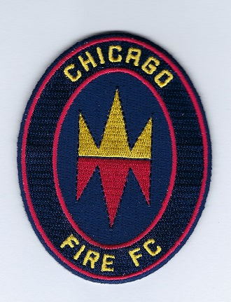 Chicago Fire FC Patch