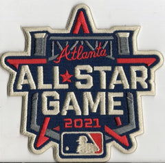 MLB 2021 All Star Game Patch