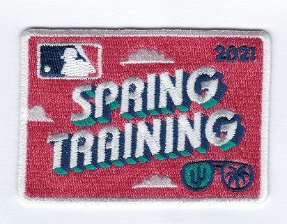 Spring Training 2021 Patch