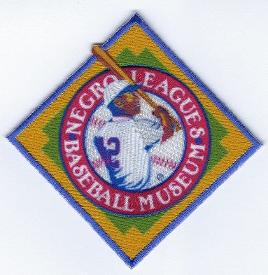 Negro Leagues Baseball Museum Patch