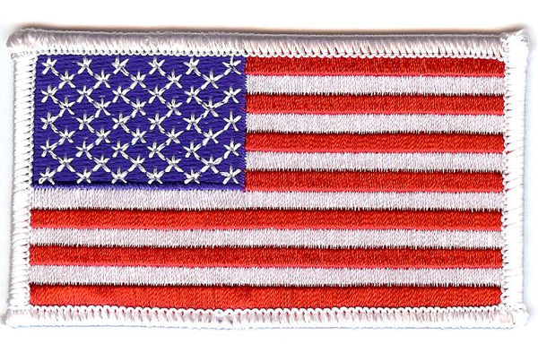 USA Flag Patch - FREE!